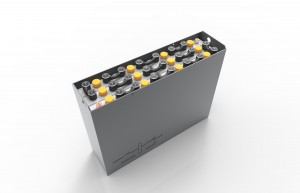 Container-A-47244800 / 43535 A - 24 volt 832*274*784mm / DIN / A / RAL 7021