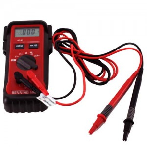 - MULTIMETER - DIG-MM1 Digitale multimeter
